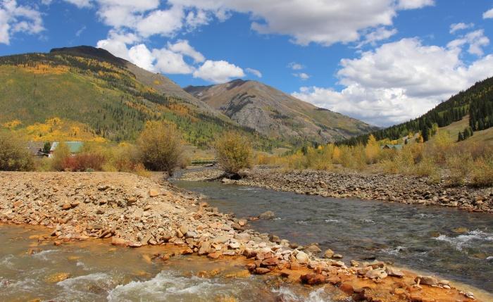 Paysage du Colorado - VoyageDesFruits