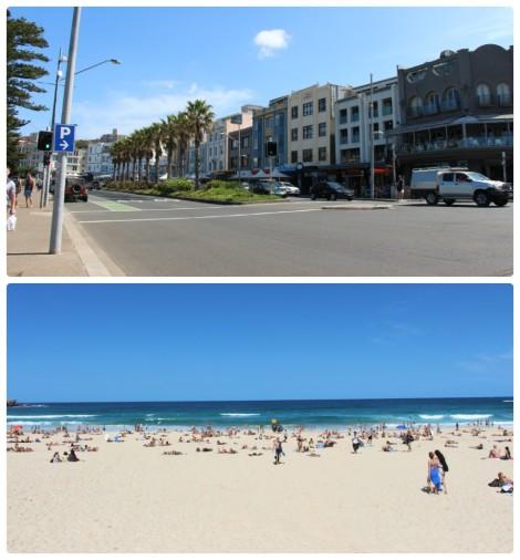 Direction Bondi Beach !
