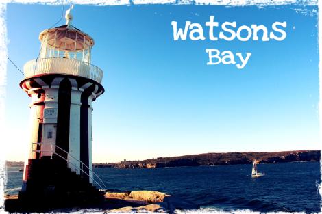 Watsons Bay - VoyageDesFruits