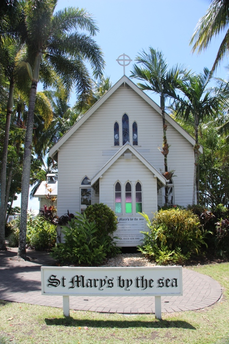 St Mary's by the sea