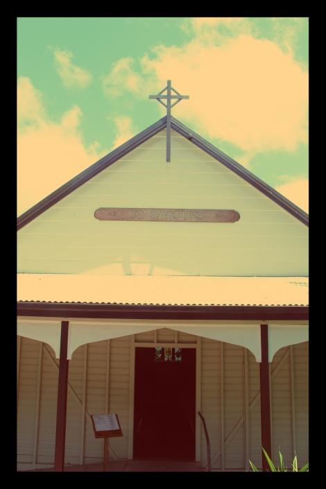 Eglise - Kuranda - VoyageDesFruits