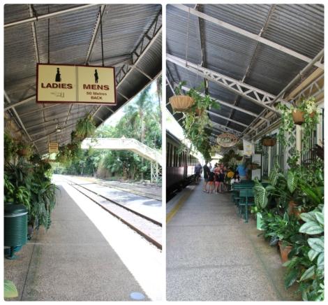 Gare de Kuranda