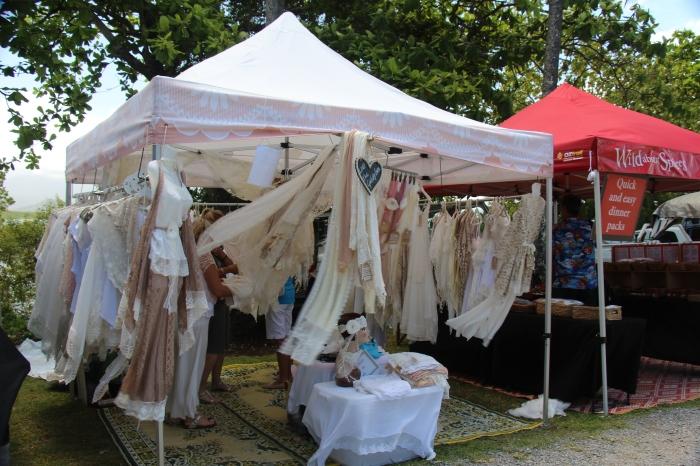 Le marché de Port Douglas