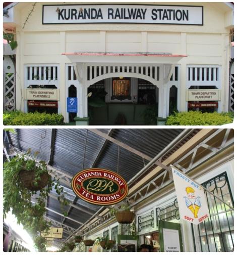 Kuranda Railway Station - VoyageDesFruits