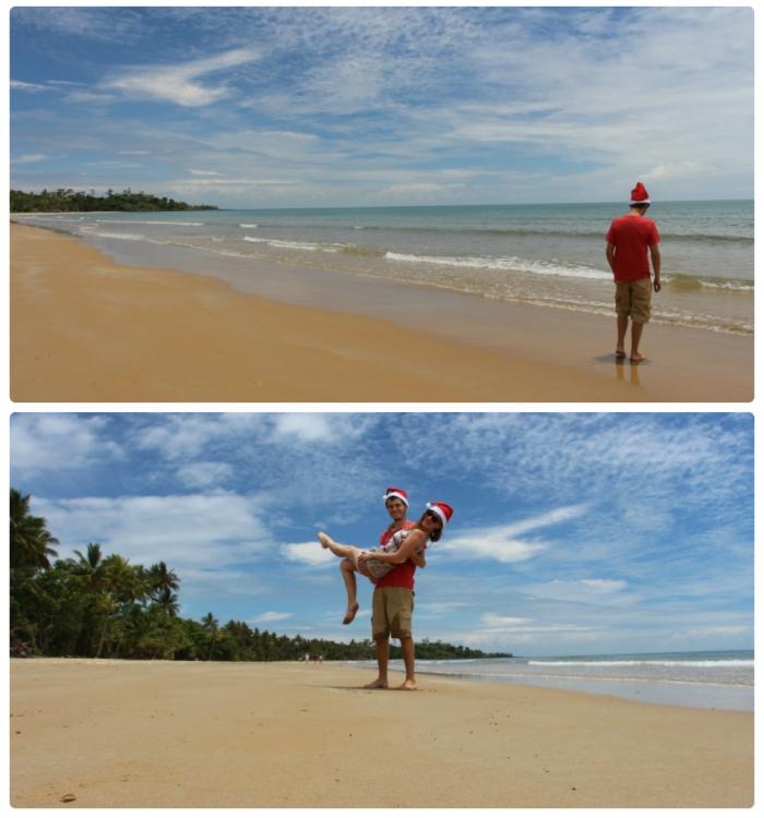 Noël à Mission Beach - VoyageDesFruits