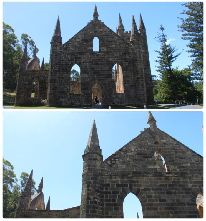 Eglise de Port Arthur - VoyageDesFruits