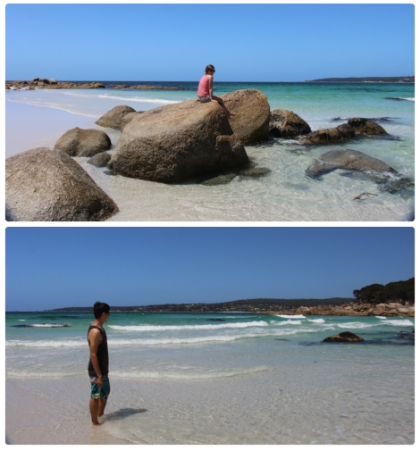 Nous - Bay Of Fires - VoyageDesFruits