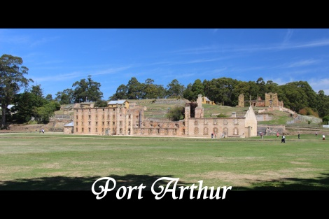 Présentation Port Arthur - VoyageDesFruits