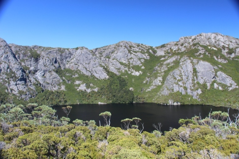 #CradleMountain