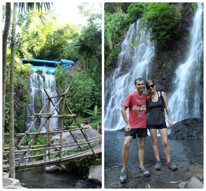 Les deux cascades sacrées