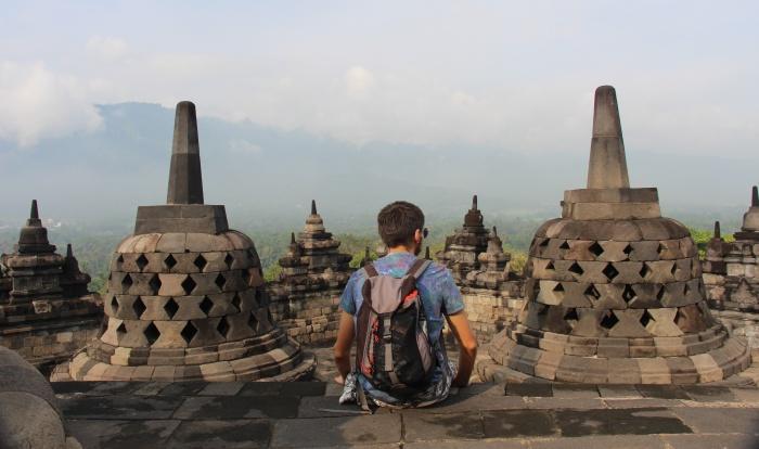 Borobudur - VoyageDesFruits