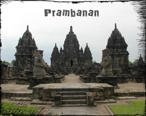 Présentation Prambanan - VoyageDesFruits