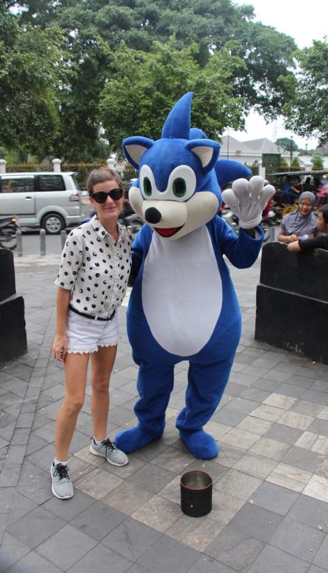 #Sonic