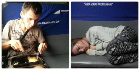 Train Indonésie - VoyageDesFruits