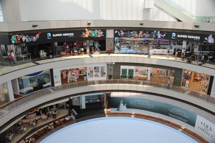 The Shoppes at Marina Bay Sands - VoyageDesFruits