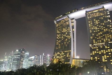 Singapour - La Nuit - VoyageDesFruits