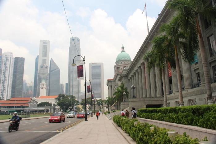 View Street Singapor - VoyageDesFruits