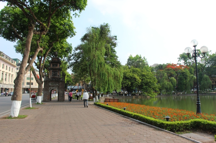 hanoi parc
