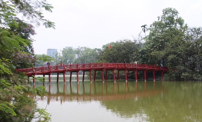 pont hanoi